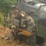 ¿Qué pasó realmente con el Black Hawk del Ejército atacado por la guerrilla?