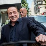 Silvio Berlusconi, ex primer ministro de Italia.