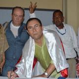 Con 350 mil firmas, Juan García inscribe su candidatura a la Gobernación del Atlántico