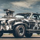 Warner Bros entregará una réplica real del Magnum Opus de Mad Max