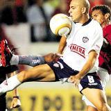 Último juego de Junior en Copa Sudamericana, en el año 2004.