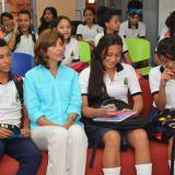 """""""La casa lúdica será un espacio de protección para jóvenes de La Paz"""":  María Ángela Holguín"""