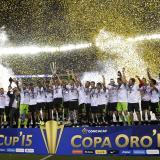 México derrotó 3-1 a Jamaica y se proclamó campeón de la Copa de Oro