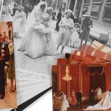Subastan fotos inéditas del matrimonio de Lady Di y el príncipe Carlos