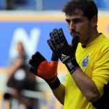 Íker Casillas, guardameta del FC Porto.