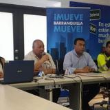11.186 taxis fueron censados en Barranquilla: Movilidad