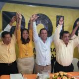Juan García sumó el apoyo del Polo para la Gobernación