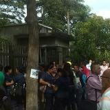 Falsa alarma de bomba en el Centro Cívico de Barranquilla