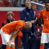 Holanda cayó 0-1 ante Islandia y pone en riesgo su clasificación a la Euro 2016