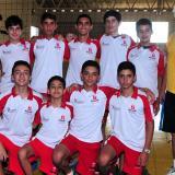 Atlántico gana oro en regional de voleibol
