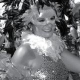 Moreno fue reina del Carnaval de Barranquilla en 1959.