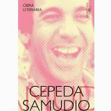 Presentan ediciones especiales  de las obras de Álvaro Cepeda Samudio