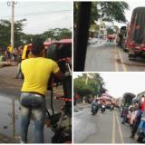 Nomalizado paso entre Barranquilla y Sabanagrande