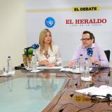 """El lapsus de Sánchez Anillo: """"El próximo alcalde, doctor Char, usted..."""""""