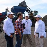 54 mil toneladas de carbón represadas han sido evacuadas a los puertos