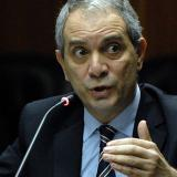 Julio Alak, ministro de Justicia en Argentina.
