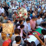 Sentido homenaje a Calixto Ochoa en la Plaza de Majagual