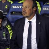 Rafael Benítez, entrenador del Real Madrid.