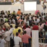 Terminó 'la pesadilla' de los escrutinios  en Cartagena