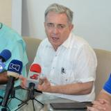 Uribe denuncia presunto fraude electoral contra Centro Democrático en Cartagena