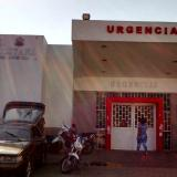 Centro de Salud Metropolitana en el barrio Santa María.