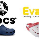 Crocs demanda a la firma colombiana EvaCol