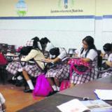Con normalidad inician las clases en colegio Las Misericordias de Soledad