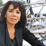 Diseñadora cartagenera María del Pilar Agámez.