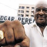 El reconocido narrador deportivo Édgar Perea Arias.
