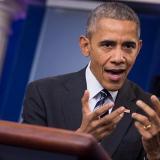 El presidente de Estados Unidos, Barack Obama, se entrevistó con CBS.
