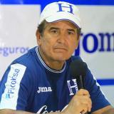 Pinto cita 22 jugadores para amistosos de la selección hondureña Sub-23 ante Colombia