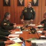 Cumbre extraordinaria de generales de la Policía para discutir situación de corrupción