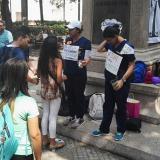 Estudiantes de medicina de Unicartagena, en pie de lucha para no dejar que cierre el HUC