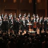 Presidente de Austria disfrutó de la Orquesta Filarmónica de Viena, en Bogotá