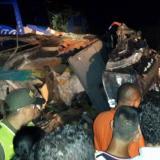 Accidente de bus de Costa Line en Ciénaga deja 3 muertos y 27 heridos