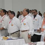 Mandatarios pactan agenda para autonomía del Caribe