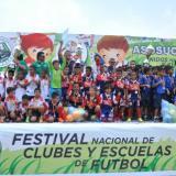 Los títulos del XXI del Festival Nacional de Clubes y Escuelas de Fútbol: en manos de foráneos