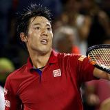 Nishikori medirá la imparable trayectoria de Djokovic en la final de Miami