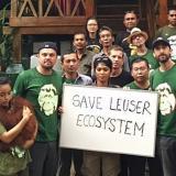 """Leonardo DiCaprio podría estar en la """"lista negra"""" para regresar a Indonesia, por denuncia sobre bosques"""