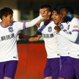 Fredy Montero se estrena como goleador en China