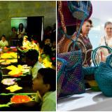 Con preguntas y artesanías, La Arenosa celebró su cumpleaños
