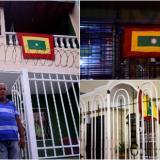 Pocas banderas durante el cumpleaños de Barranquilla