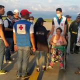 Sigue la repatriación: 119 colombianos volvieron al país tras terremoto en Ecuador