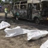 Demandan al Estado por más de $10 mil millones por tragedia de bus en Fundación