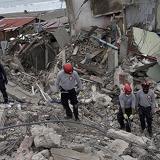 Terremoto de 7,8 grados en Ecuador suma más de 1.600 réplicas