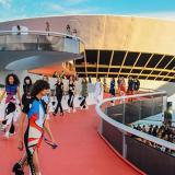 Río se llena de famosos gracias a Louis Vuitton