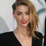 Actriz Amber Heard se encuentra en proceso de divorcio de Johnny Depp.