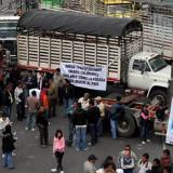 Transportadores de carga se unirán al paro nacional de indígenas y campesinos