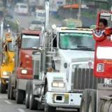 Gobierno llama a camioneros a no comenzar paro