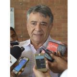 El gobernador de Sucre, Édgar Martínez Romero.